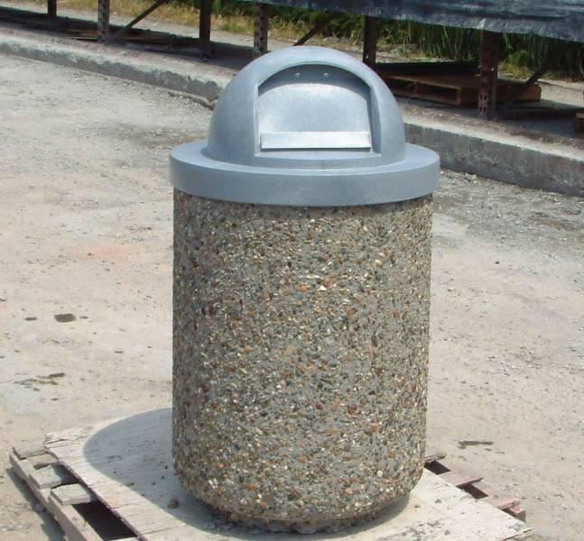 trash u0026 ash receptacles